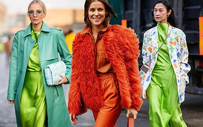 Street style на Неделе моды в Копенгагене осень-зима 2020-2021