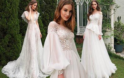 15 самых восхитительных свадебных платьев Dany Tabet 2020