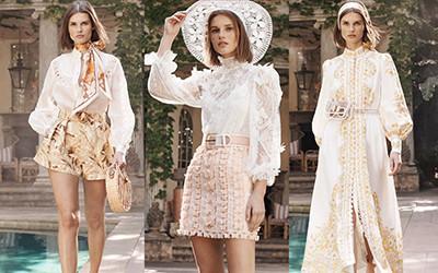 Женская одежда Zimmermann Resort 2020