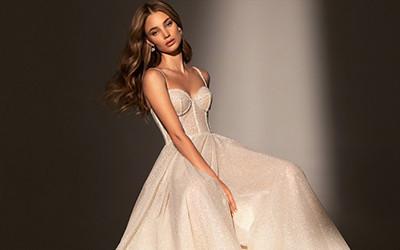 Коллекция свадебных платьев Muse 2021 от WONA Concept
