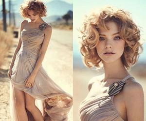 Sasha Luss на страницах Vogue China