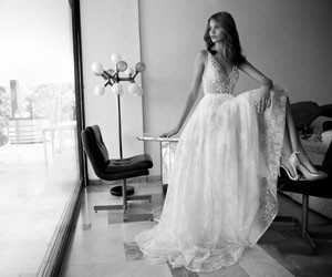 Свадебные платья Flora 2016