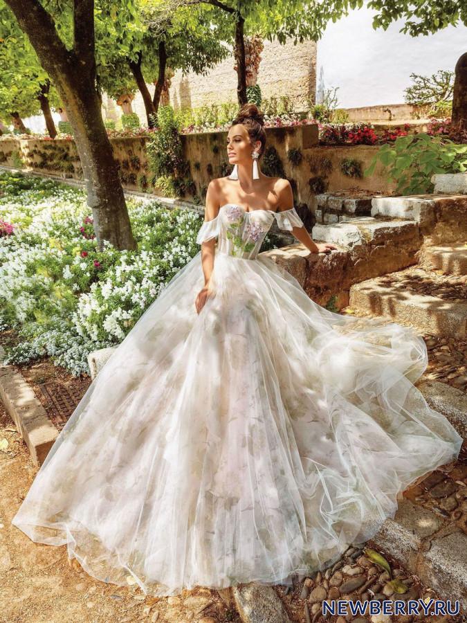 Ода женственности, утонченности и романтичности! Свадебные платья Kookla 2019