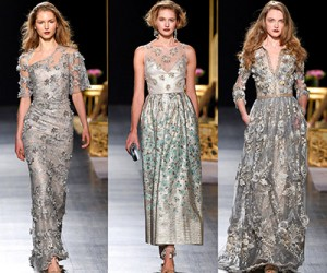 Badgley Mischka осень-зима 2017-2018