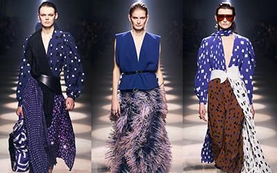 Женская одежда Givenchy осень-зима 2020-2021