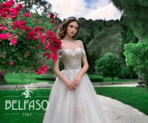 Свадебные платья Belfaso 2017