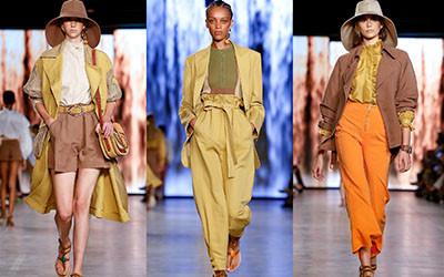 Женская одежда Alberta Ferretti весна-лето 2020