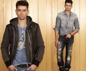 Мужская одежда Guess Holiday 2013