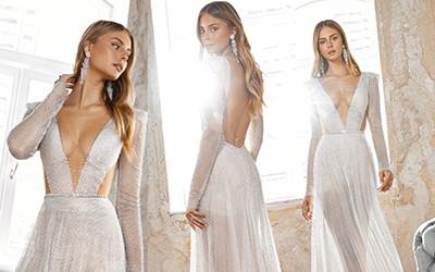 Коллекция свадебных платьев Elihav Sasson 2021