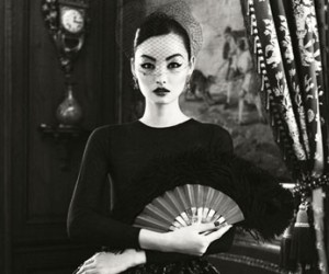 Miao Bin Si для журнала Harper's Bazaar China