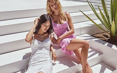 Женская одежда ASTR the Label весна 2021