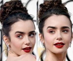 Золотой Глобус 2017: макияж знаменитостей
