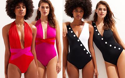 Модные купальники на лето OYE Swimwear 2019