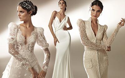 Изысканные свадебные платья из коллекции Atelier Pronovias 2021