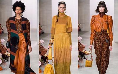 Женская одежда Ulla Johnson осень-зима 2019-2020