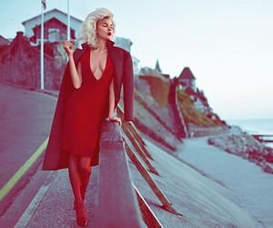 Britt Maren для Elle Russia Сентябрь 2013