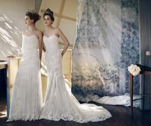 Свадебные платья Lusan Mandongus 2017