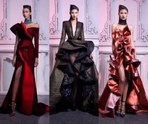 Nicolas Jebran Haute Couture осень-зима 2016-2017