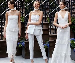 Свадебные платья Lela Rose весна-лето 2019