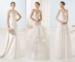Свадебные платья Luna Novias 2017