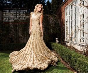 Платье как искусство: Tex Saverio