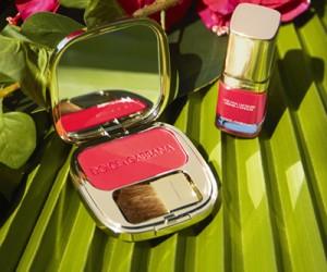 Коллекция макияжа Dolce & Gabbana весна 2017
