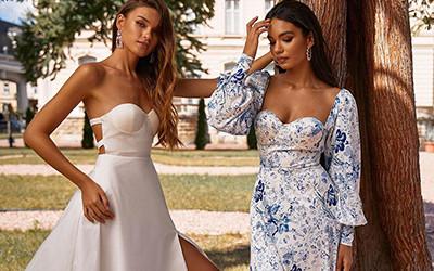 Красивые летние платья Alamour The Label Resort 2021