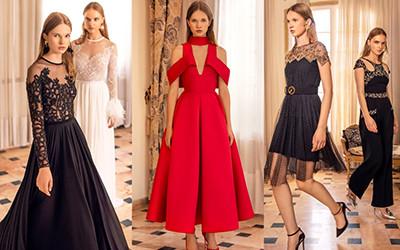 Вечерние платья и костюмы Saiid Kobeisy Resort 2020