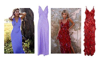 Модные и красивые платья на лето 2020 от Rat & Boa