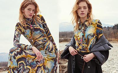 Модная женская одежда Beatrice.B осень-зима 2021-2022
