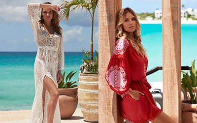 Пляжные платья для отпуска 2020 от дизайнера Melissa Odabash