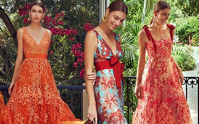 Вечерние платья из капсульной коллекции Silvia Tcherassi 2020