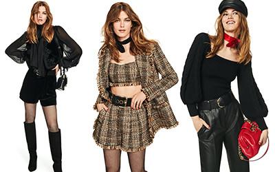 Модная женская одежда Luisa Spagnoli осень-зима 2021-2022