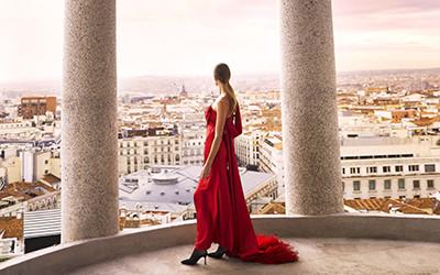 Constance Jablonski для журнала Harper's Bazaar Spain