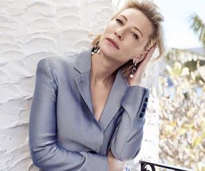 Cate Blanchett на страницах журнала ELLE China