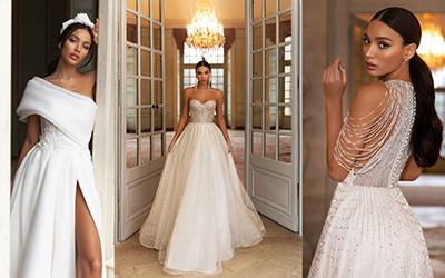 Роскошная коллекция свадебных платьев