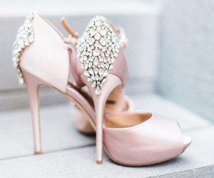 Красивые свадебные туфли - 25 модных пар
