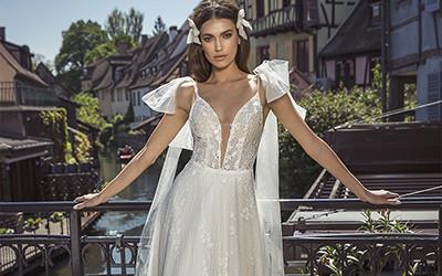 Свадебные платья в романтическом стиле 2020