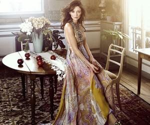 Audrey Marnay на страницах Glamour Italia