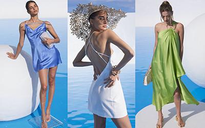 Модные платья и женственные костюмы Cult Gaia 2021