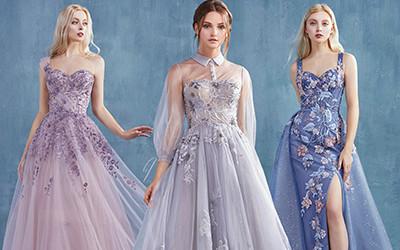 Самые изящные и нежные платья для выпускного бала Andrea & Leo Couture 2020