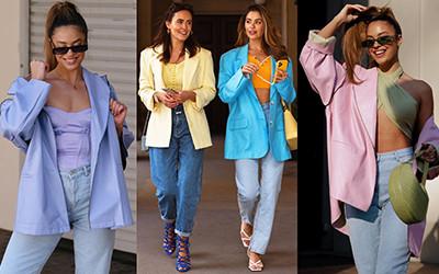 Яркие образы модниц, которые вы захотите повторить!