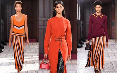 Женская одежда Gabriela Hearst весна-лето 2021
