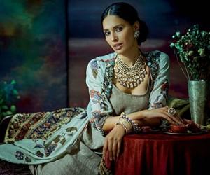 Ujjwala Raut на страницах Elle India