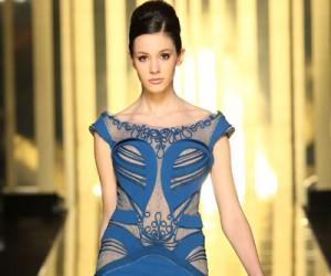 Mireille Dagher Haute Couture весна-лето 2013