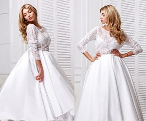Свадебные платья Anne Mariée 2016