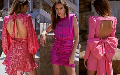 Красивые нарядные летние платья Rebecca Vallance 2021