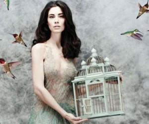 Marica Pellegrinelli для журнала Amica