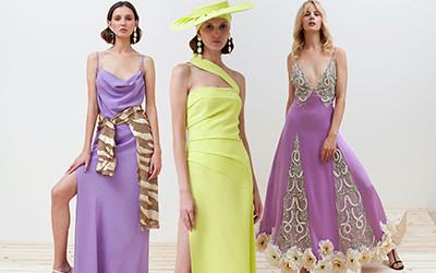 Вечерние платья Sandra Mansour весна-лето 2020