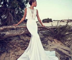 Свадебные и вечерние наряды Liz Martinez 2014